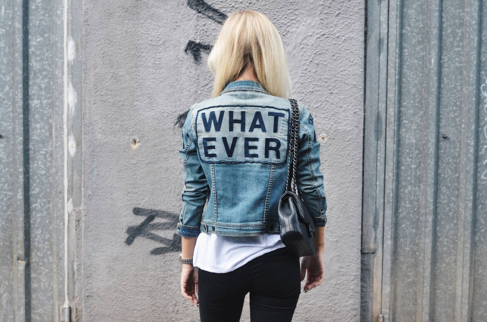 Denim Look — Whatever?!